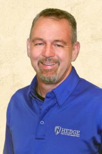 Steve Visser - Hedge Protection Ministries