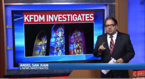 Angel San Juan of KFDM