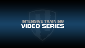 Intensive Training Video Series - Church Security Training